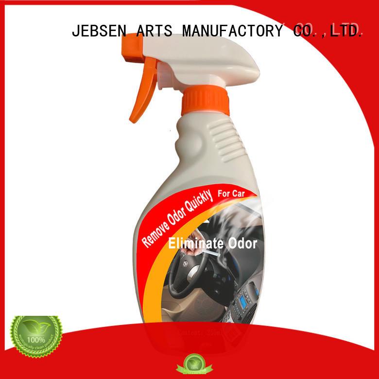 JEBSEN ARTS cigarette bathroom odor eliminator neutralizer spray for restaurant