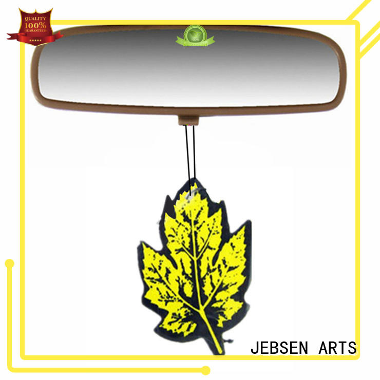 JEBSEN ARTS scented custom car air fresheners manufacturer for boat