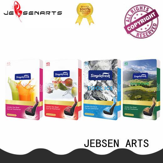 solid car freshener gel eliminator for restaurant JEBSEN ARTS