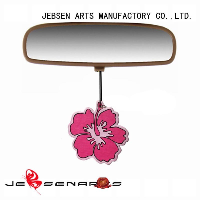 JEBSEN ARTS scented personalised air freshener hot sale for boat