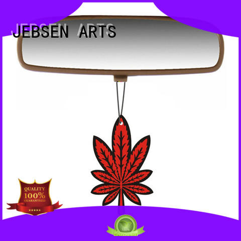 JEBSEN ARTS printed personalised air freshener manufacturer for boat