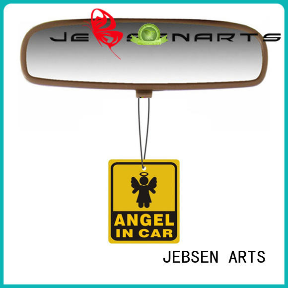 JEBSEN ARTS professional custom car air fresheners supplier for restaurant