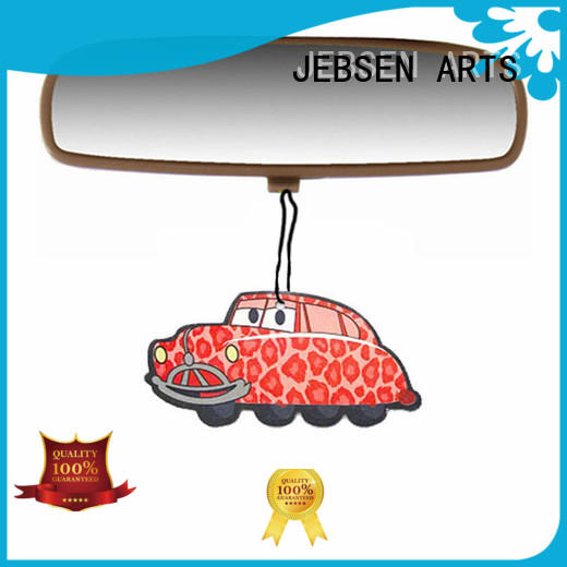 JEBSEN ARTS auto funny car air freshener for hotel
