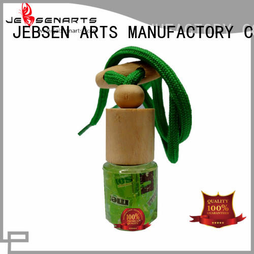 JEBSEN ARTS Brand mini auto perfume auto air freshener manufacture