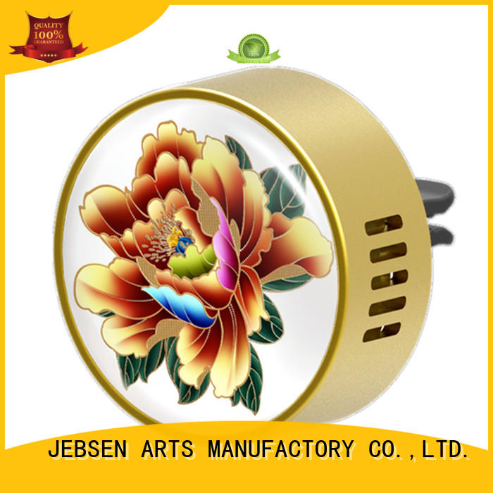 JEBSEN ARTS car vent air freshener perfume for car