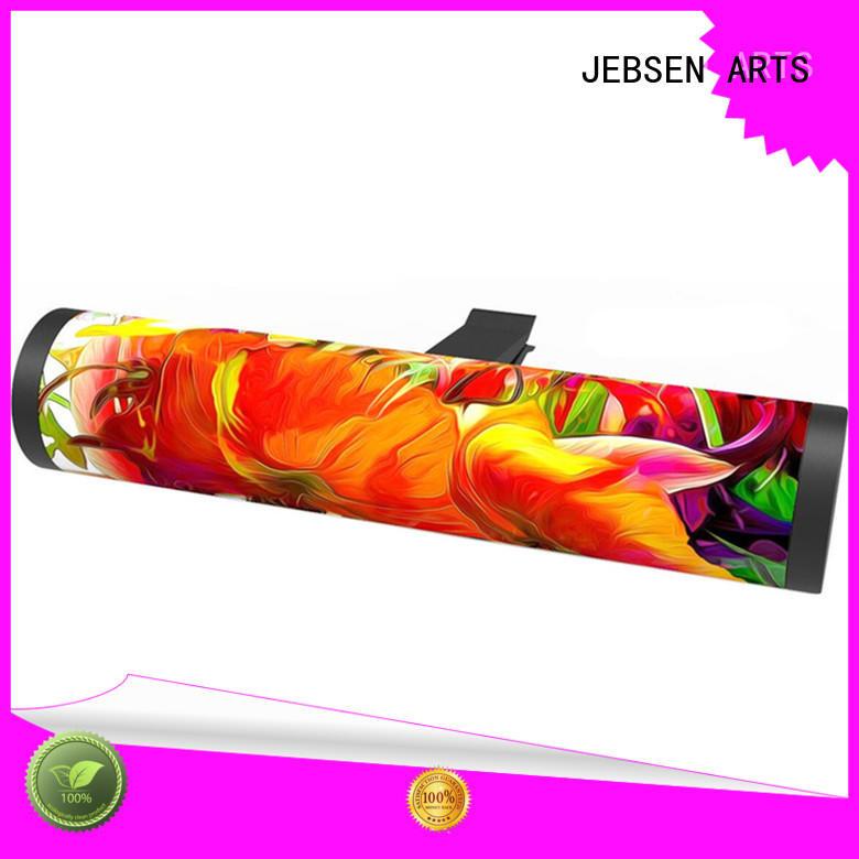 JEBSEN ARTS conditioner good car air freshener manufacturers for dashboard