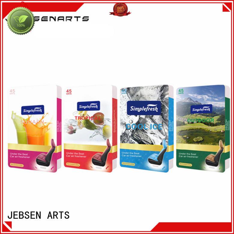 JEBSEN ARTS car freshener gel manufacturer for car