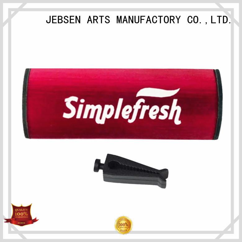 JEBSEN ARTS plastic solid air freshener ambientador for gift