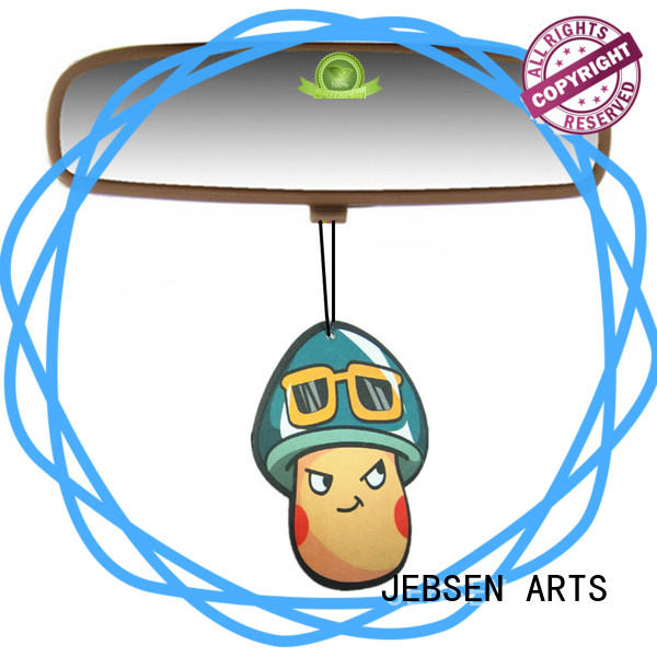 JEBSEN ARTS New private label air freshener manufacturers for car